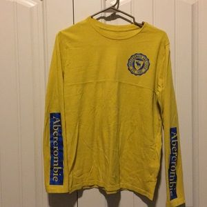 Abercrombie long sleeve T-shirt 15/16